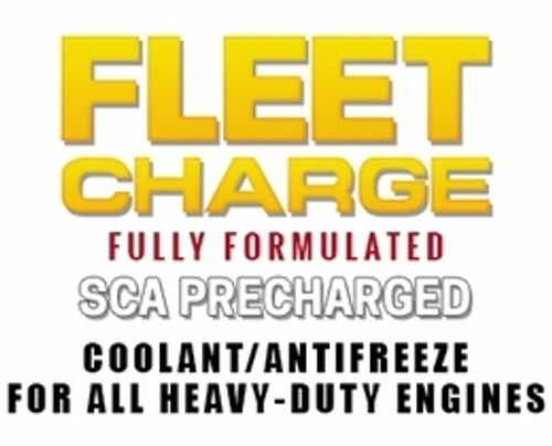 Fleet Charge SCA 50/50 Antifreeze/Coolant