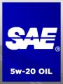SAE 5w-20 Oil