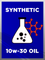 Full Synthetic SAE 10w-30