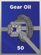 Final Drive Oil SAE 50