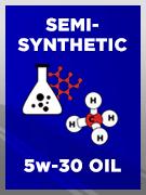 Semi Synthetic SAE 5w-30