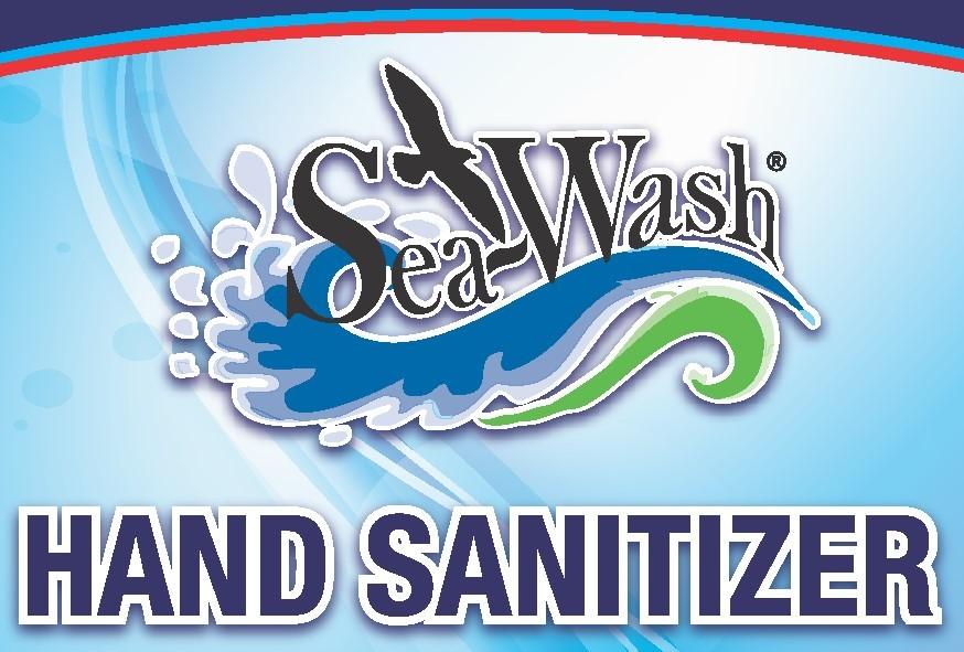 Sea-Wash Hand Sanitizer