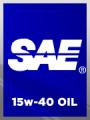 SAE 15w-40 Oil