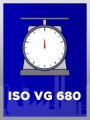 ISO VG 680, AGMA 8 Synthetic EP Gear Oils