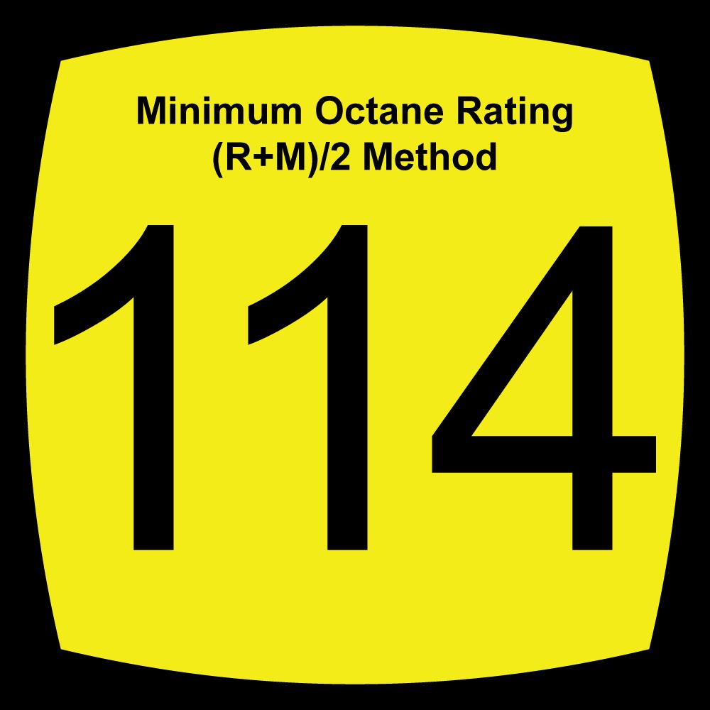 114 Octane Fuels