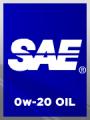 SAE 0w-20 Oil