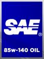 SAE 85w-140 Oil