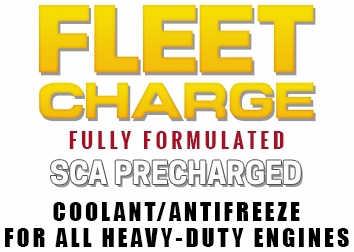Fleet Charge SCA Coolant / Antifreeze
