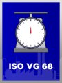 ISO VG 68, PAO Synthetic Compressor Oils