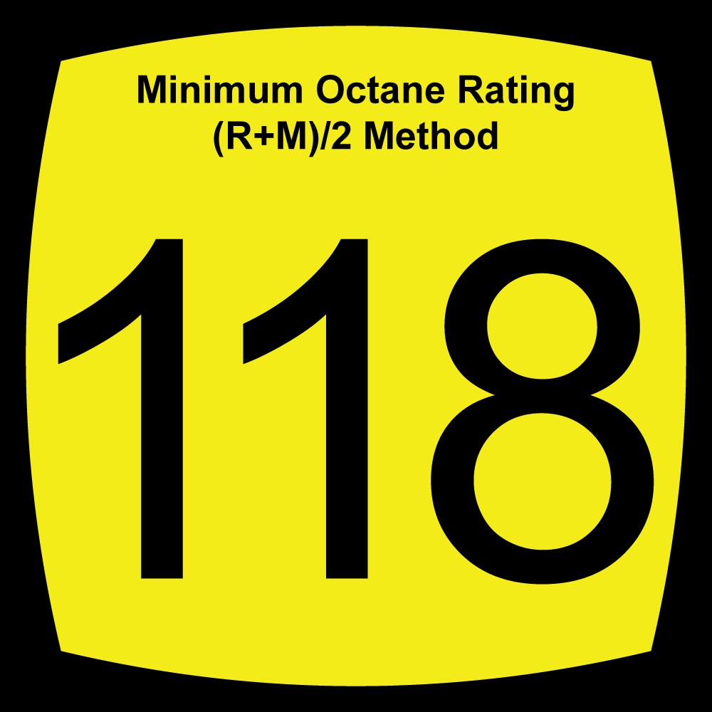 118 Octane Fuels