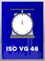 ISO VG 46, PAO Synthetic Compressor Oils