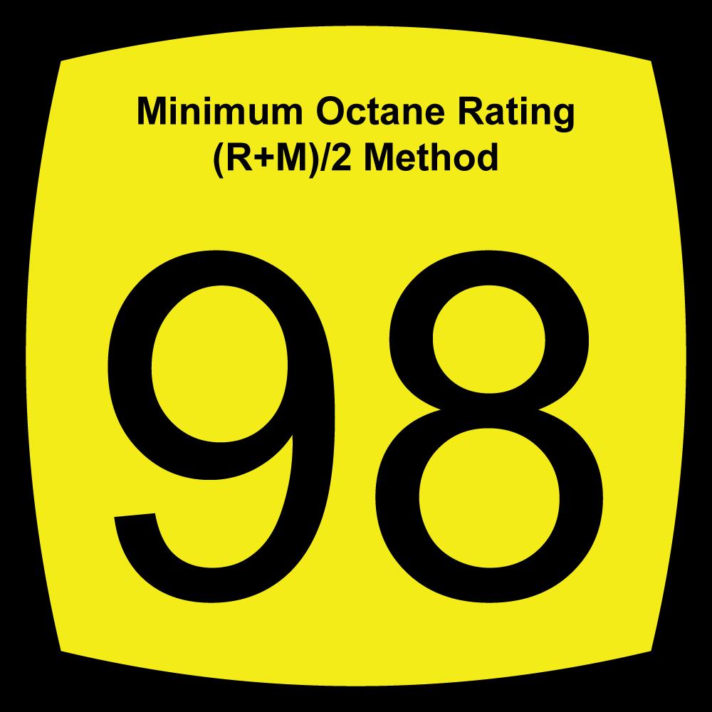 98 Octane Fuels