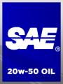 SAE 20w-50 Oil
