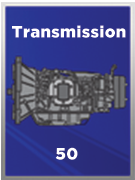 HD Transmission Fluid SAE 50