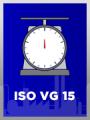 ISO VG 15 High Viscosity Index Hydraulic Oil