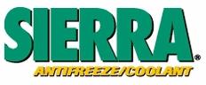 Sierra Antifreeze & Coolant