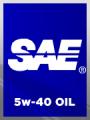 SAE 5w-40 Oil