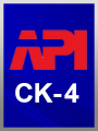 API CK-4 SAE 10w-30