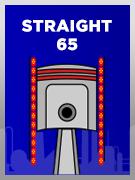 Straight 65 Grade, Mineral Break-in Oil
