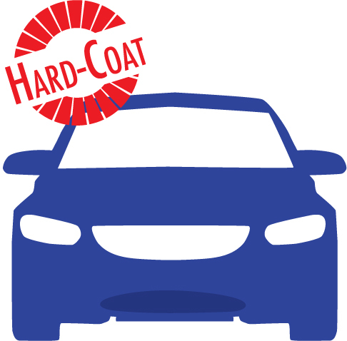 Hard-Coat Automotive Undercoatings