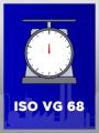 ISO VG 68 High Viscosity Index Hydraulic Oil