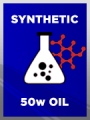 Synthetic Transmission Fluid SAE 50