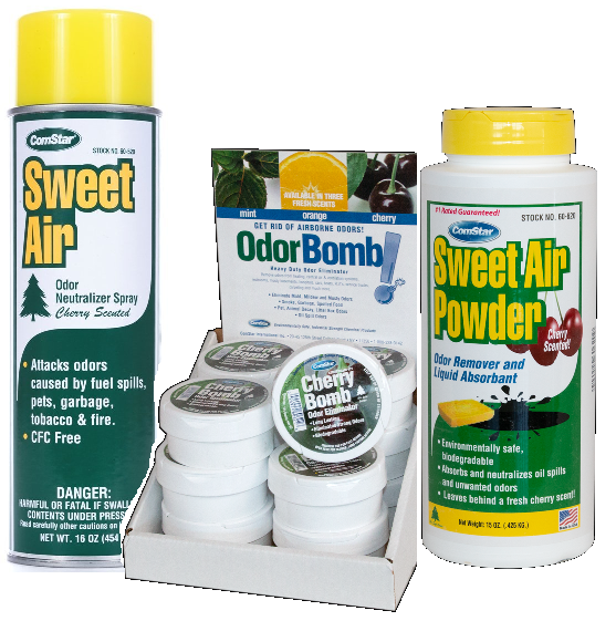 Home Heating Oil Cleaners & Air Fresheners