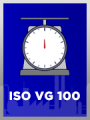 ISO VG 100 High Viscosity Index Hydraulic Oil
