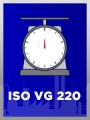 ISO VG 220, AGMA 5 Synthetic Non-EP Gear Oils