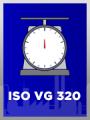 ISO VG 320, AGMA 6 Synthetic Non-EP Gear Oils