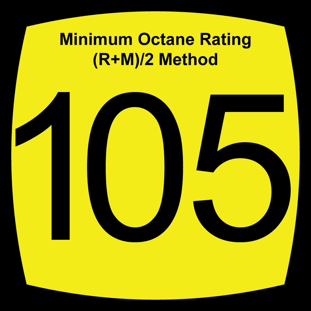 105 Octane Fuels