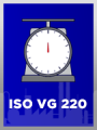 ISO VG 220, AGMA 5 Synthetic EP Gear Oils