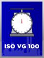 ISO VG 100, AGMA 3 Synthetic Non-EP Gear Oils
