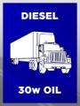 Diesel Engine SAE 30