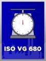 ISO VG 680, AGMA 8 Synthetic Non-EP Gear Oils