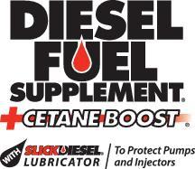 Power Service Fuel Supplement + Cetane Boost