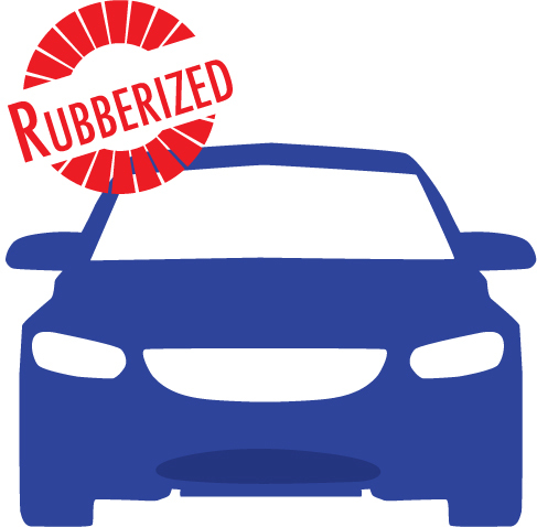 Rubberized Automotive Undercoatings