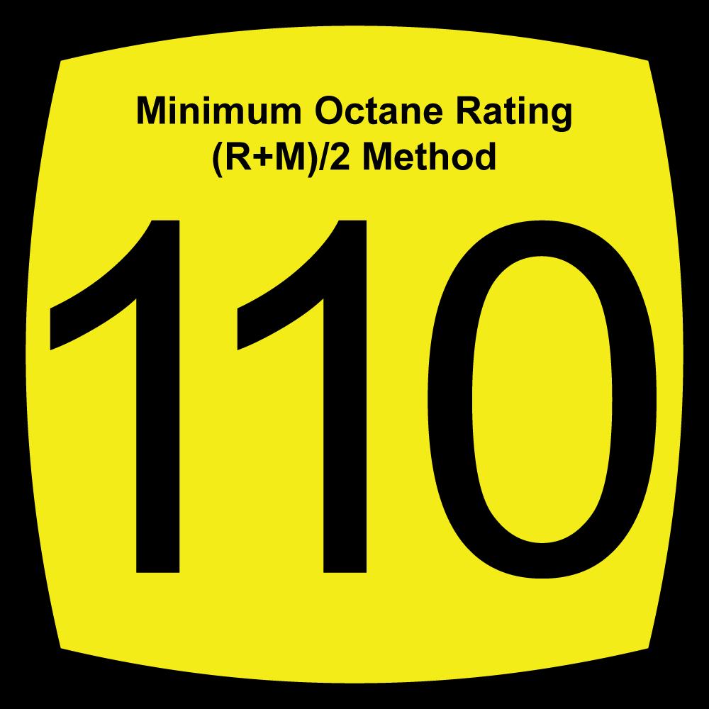 110 Octane Fuels