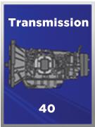 Transmission Fluid SAE 40