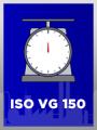 ISO VG 150, AGMA 4 Synthetic Non-EP Gear Oils