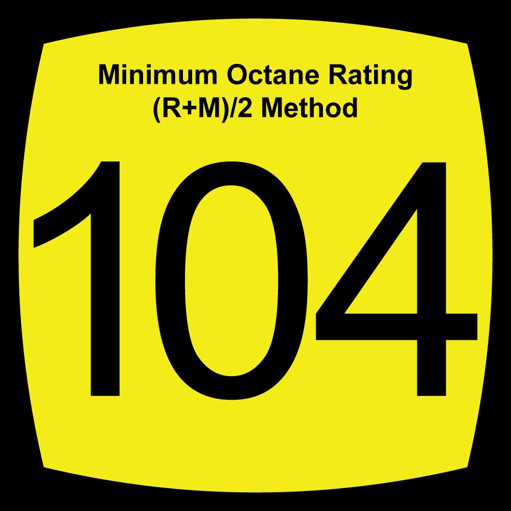 104 Octane Fuels