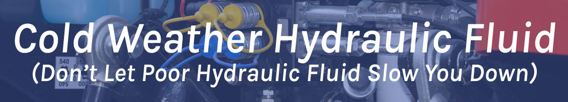 Hydraulic Systems | Winter Products