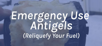 Diesel Antigels (remedial) | Winter Products