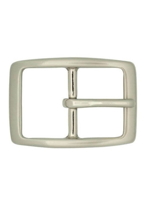 "Brushed Nickel  1"" Buckle #149"