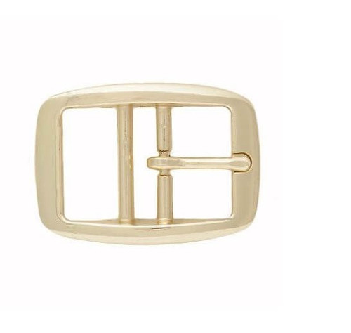 dog collar buckle, strap buckle, brass