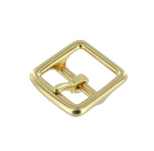 Solid Brass Buckle