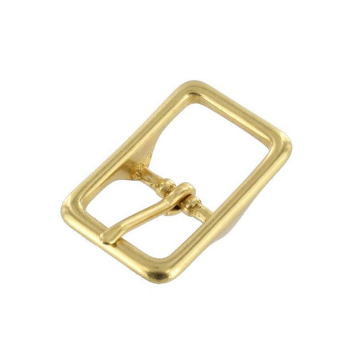 121 Buckle, Solid Brass Buckles