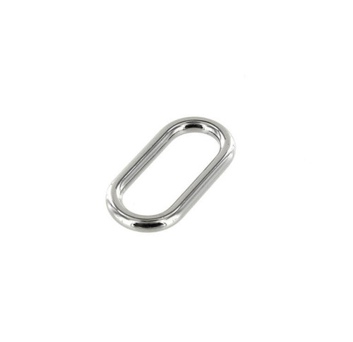 Nickel Loop Keeper, 1""