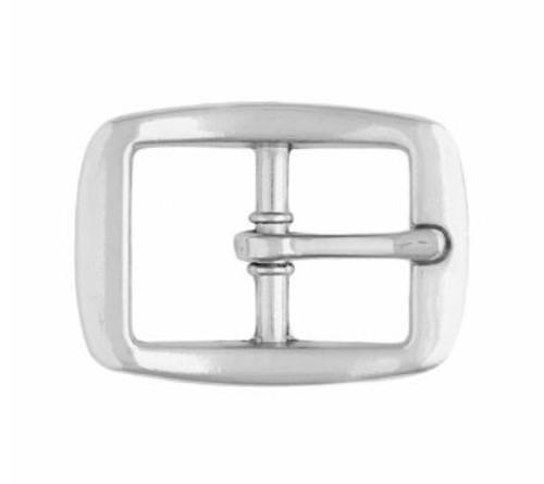 nickel plated silver buckle