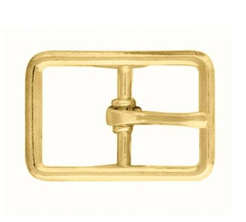 """1"""" Solid Brass Buckle Style 121"""